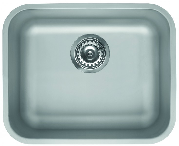 Stainless steel sinks Space r50