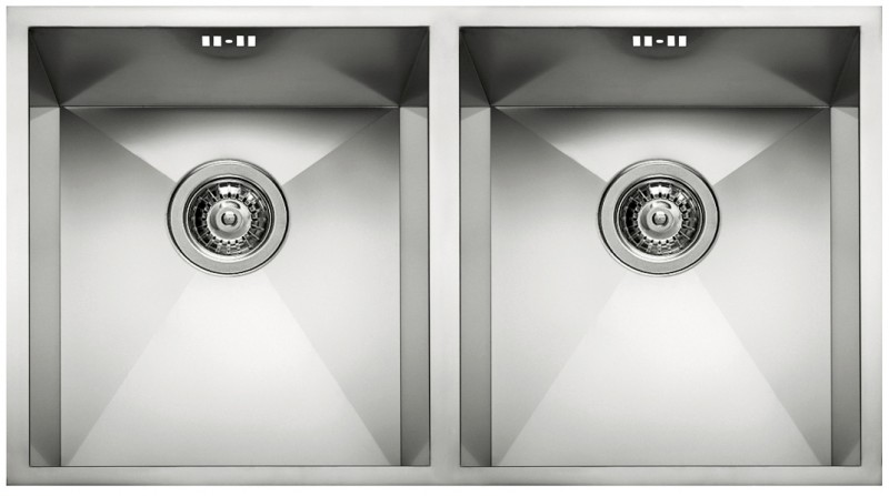 Stainless steel sinks Square