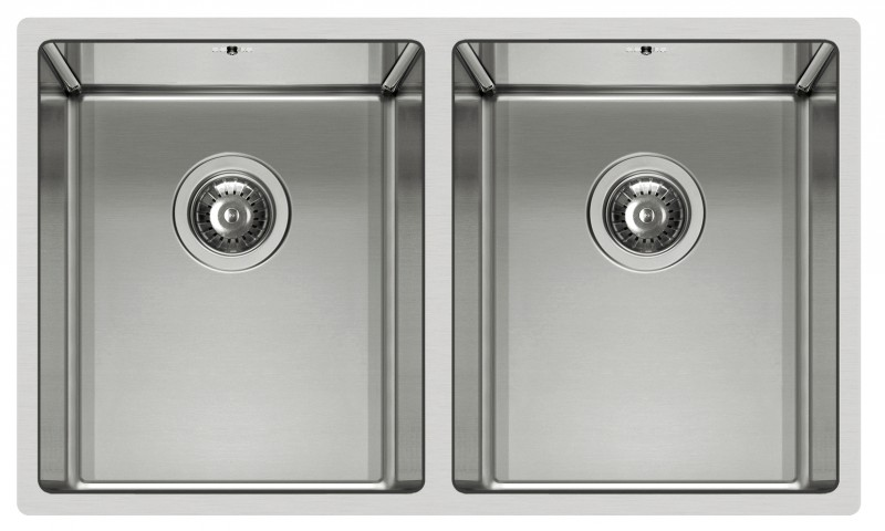 Stainless steel sinks Square r14