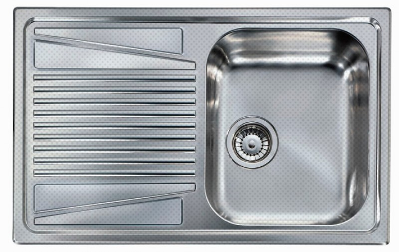 River 300 Stainless steel LIR300ANCDX