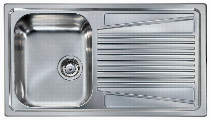 River 400 Stainless steel LIR400ANCSX