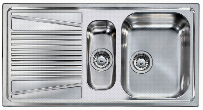 River 475 Stainless steel LIR475ANCDX