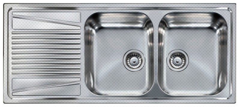 River 500 Stainless steel LIR500ANCDX