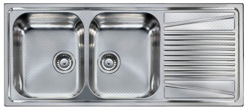 River 500 Stainless steel LIR500ANSSX