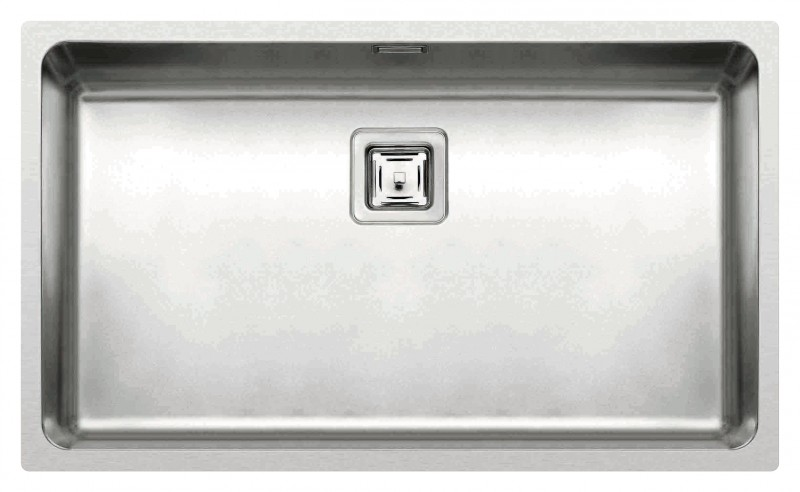 Stainless steel sinks W- square