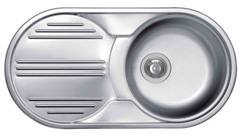 Special ROUND 830 Stainless steel LIX830SASRS
