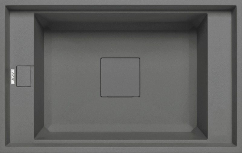 Composite sinks Value 130 Undermount LKV13097BSO